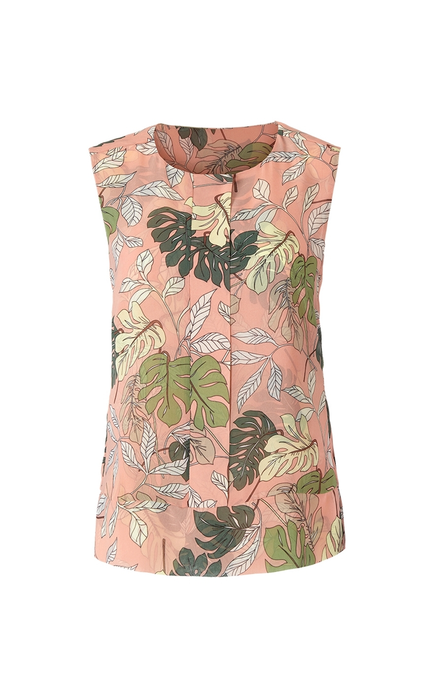 cabi's Tropical Blouse