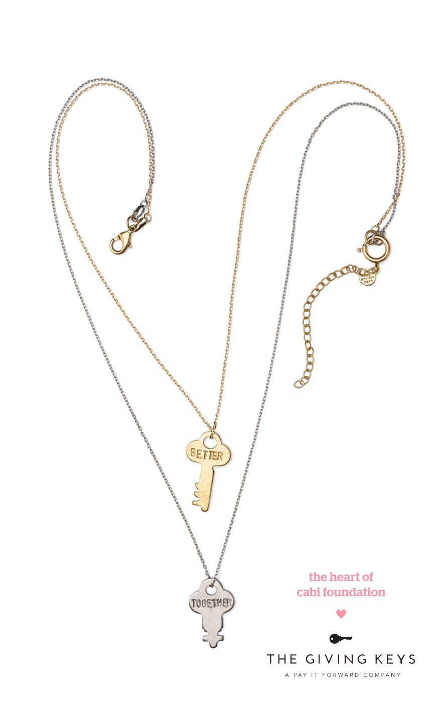 cabi's Tribute Necklace