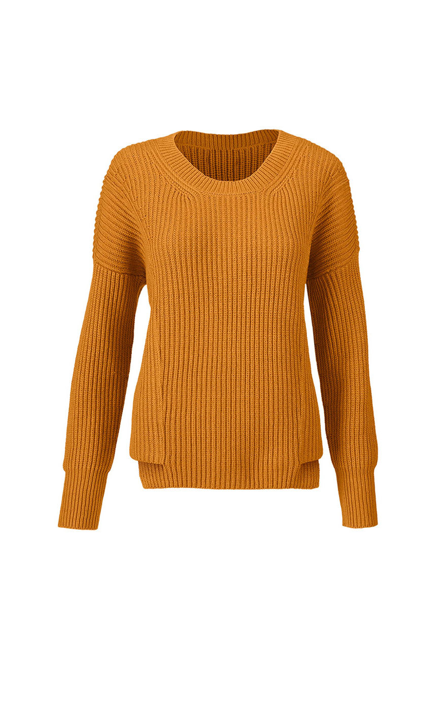 cabi's Step-Up Pullover