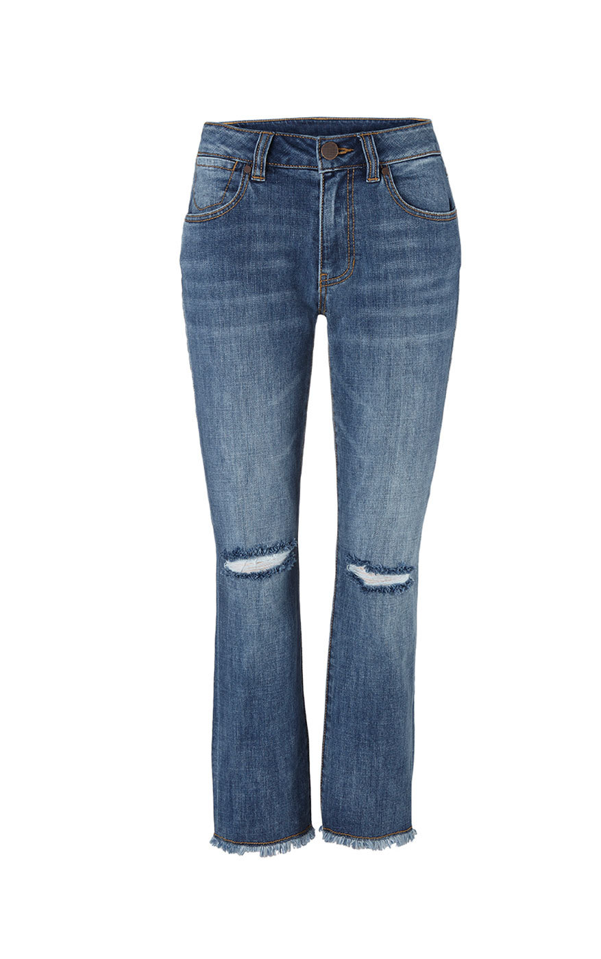 cabi's Cropped High Straight