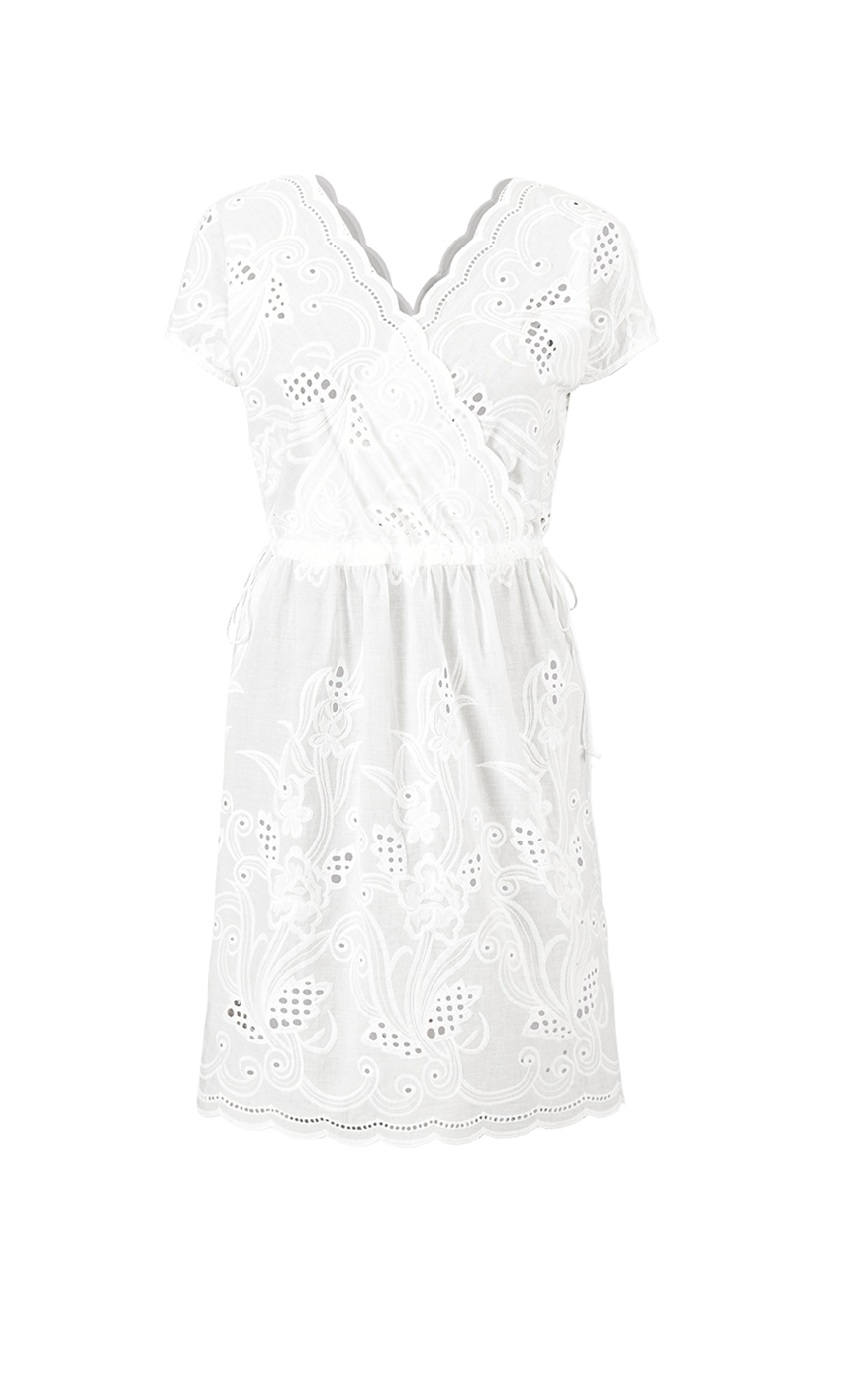 cabi's Eyelet Cover-Up