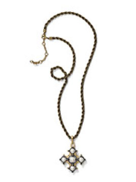 cabi's Tudor Necklace