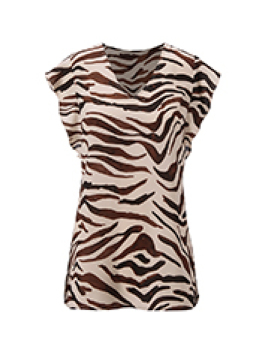 cabi's Zebra Top