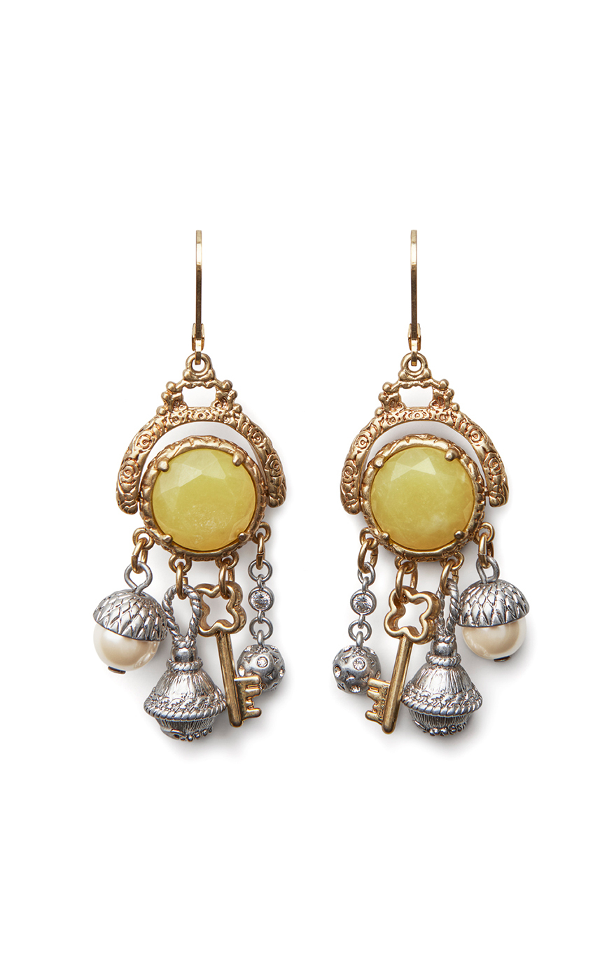 cabi's Curio Earrings