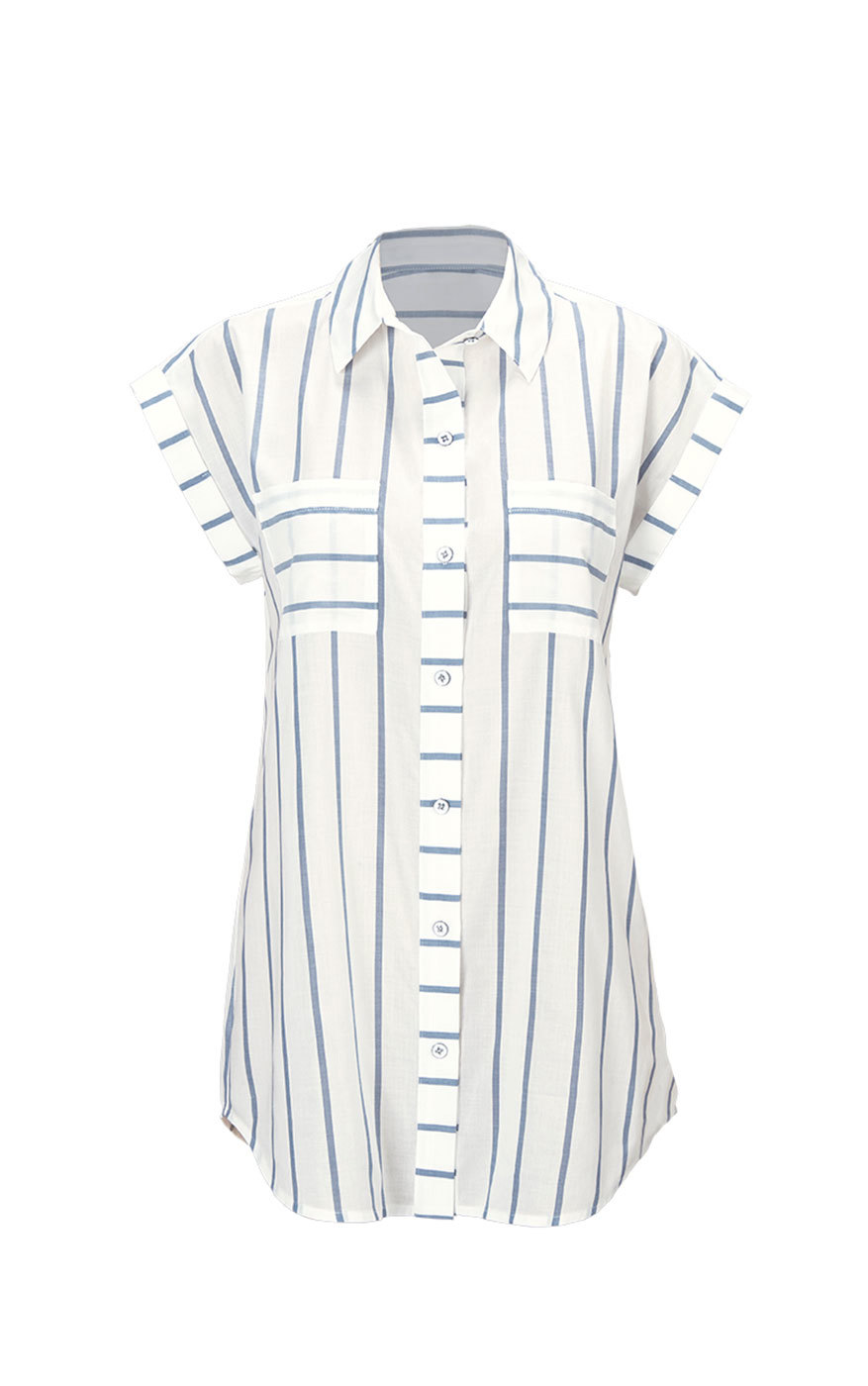 cabi's Cruise Button-Up