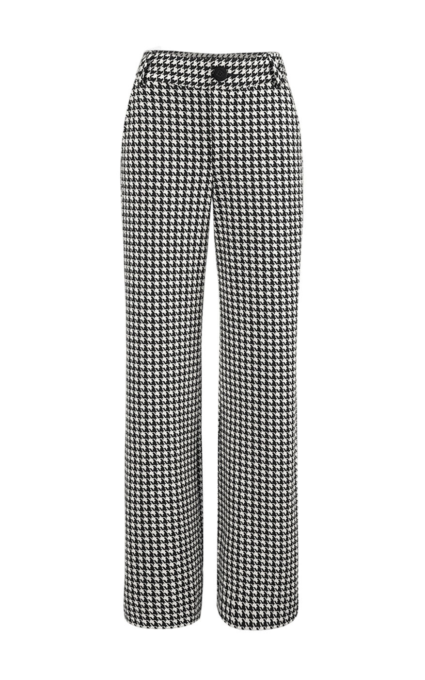 cabi's Houndstooth Trouser