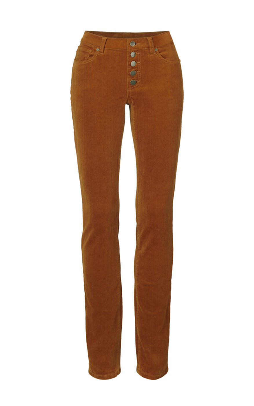 cabi's Button Fly Skinny