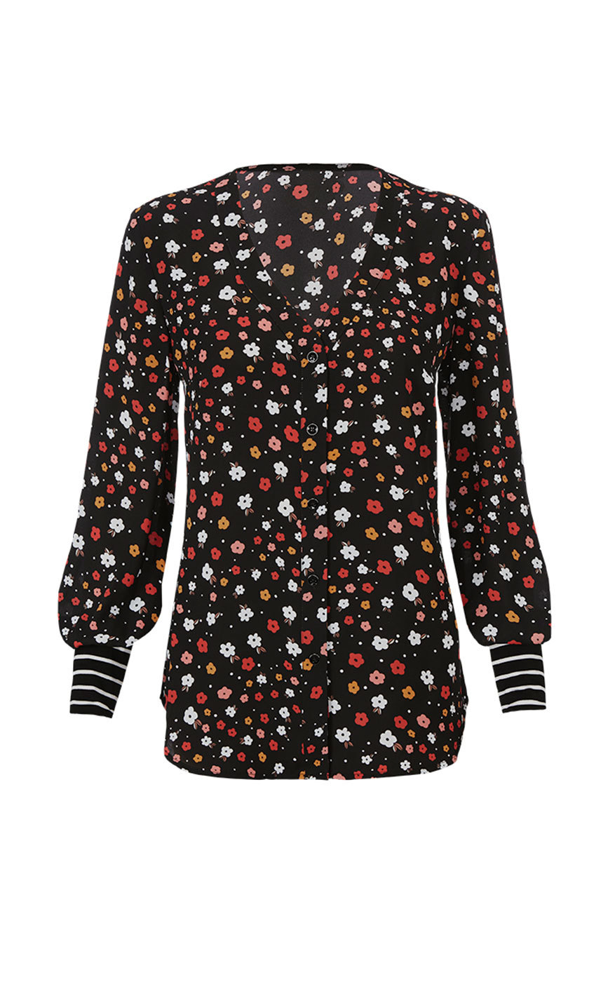 cabi's Cheerful Blouse