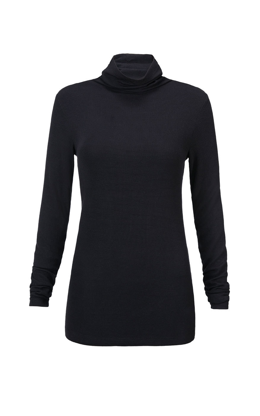 cabi's Turtleneck Tee