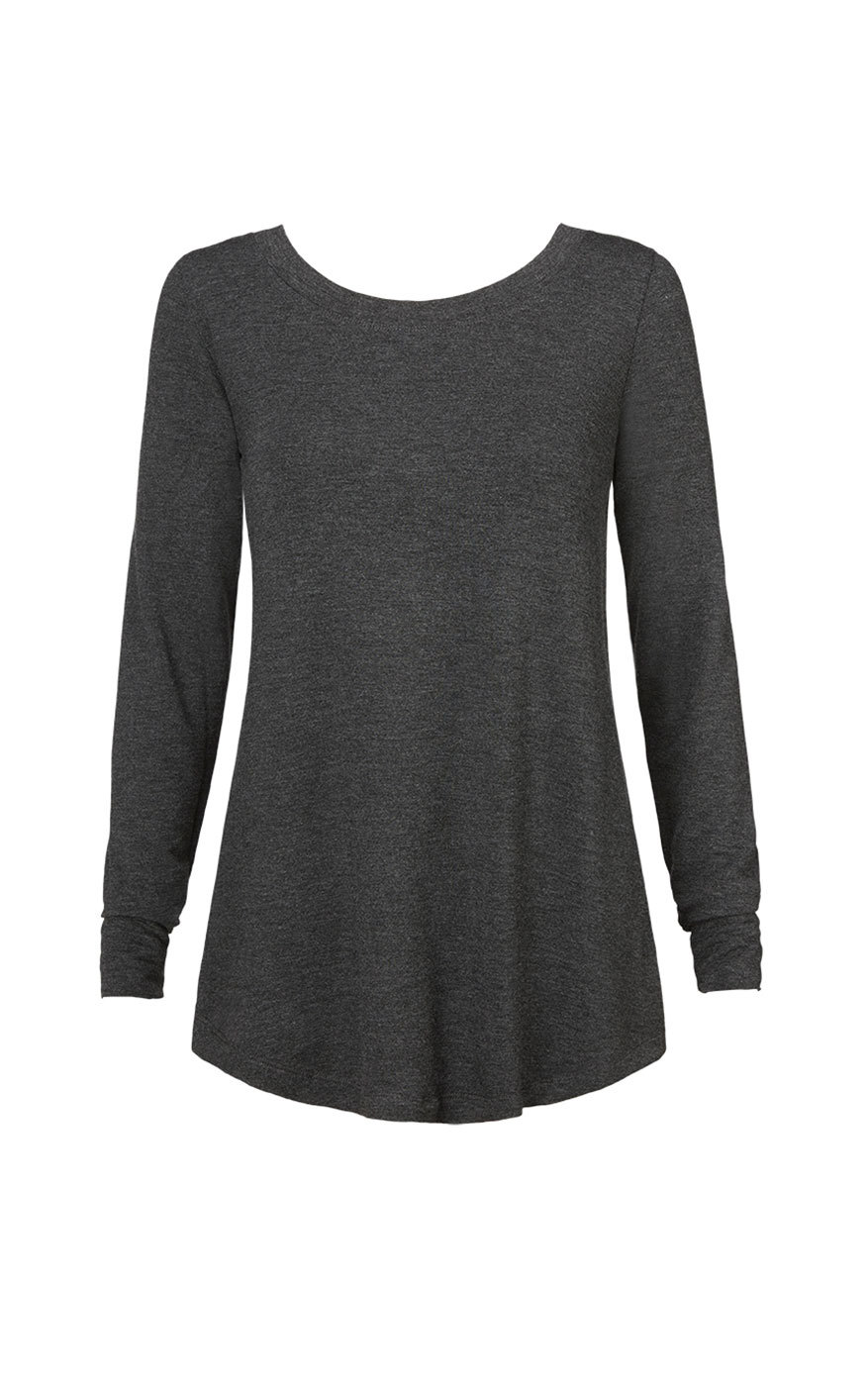 cabi's ATC Cross Back Sweatshirt