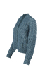 Astral Cardigan in Celestial Blue