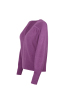 Luxury Pullover in Violet